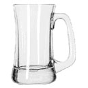 Beer mug used in Hotel coffee shop and lobby lounge