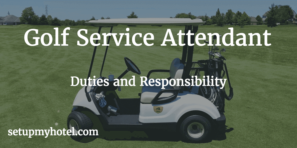 golf services attendant job description hotel and resort golf attendant job description golf attendant