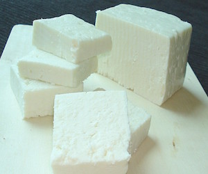 Unripened Cheese - Types of Cheese