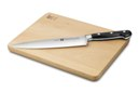 Long Stay Guests Amenities - Knife and Cutting Board