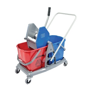 Different Type of Cleaning equipment used in hotels